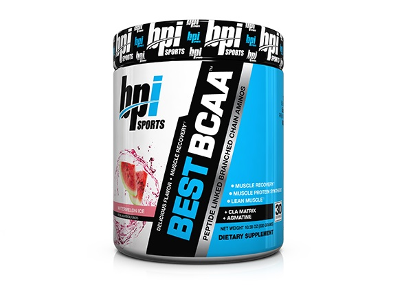 BEST BCAA bpi 30 serving 300gr (کد 1020)